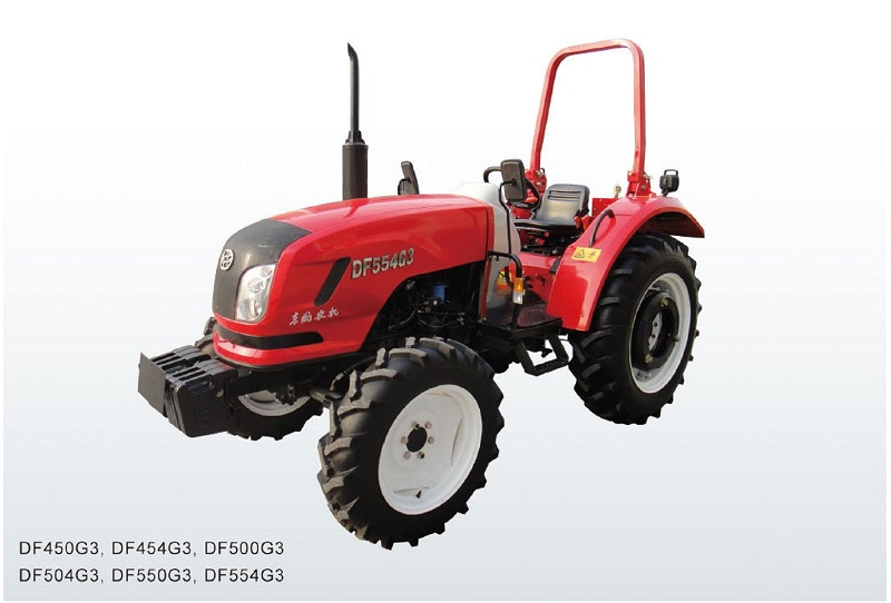 DF504G3 Tractor