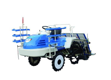2ZG-630A Riding Rice Transplanter