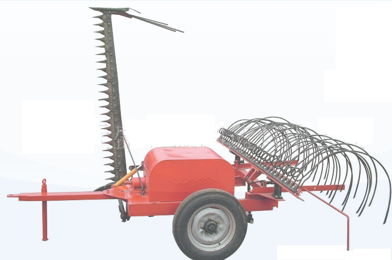 9GBL Cutting and Raking Machine