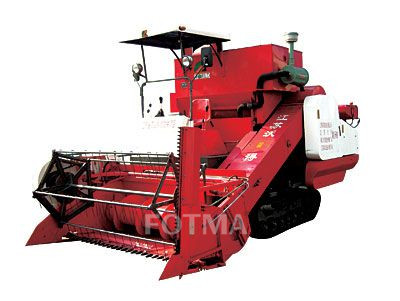4LYW-2.0 Rapeseed Combine Harvester