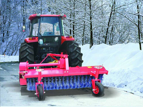 SX Snow Sweeper