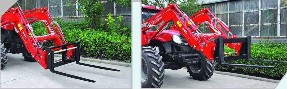 TZ Pallet Forks For Front End Loader
