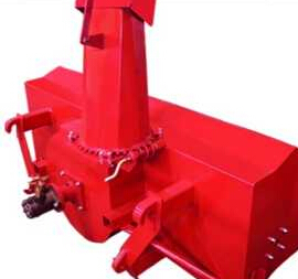 TZ Snow Blower For Front End Loader