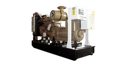 Cummins Series 250-400kw Generator(50HZ)