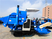 4LZL-2.0 Rice & Wheat Combine Harvester