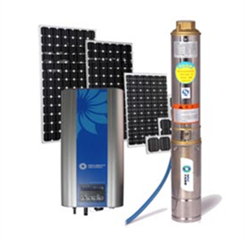 DC Solar Powered Water Pump System