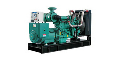 Cummins Series 110-200kw Generator