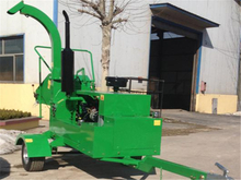 40HP Diesel Engine Wood Chipper
