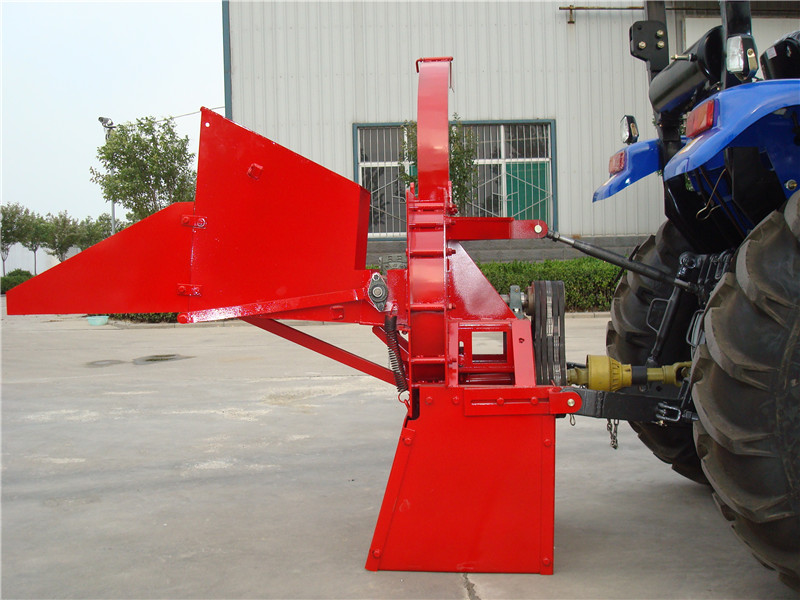 SM Series Wood Chipper