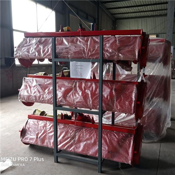 Rwanda-Evariste Nkundimana-implements