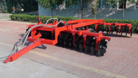 1BJ Double-Flap Hydraulic Offset Middle-duty Disc Harrow