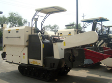 4LZ-2.5 Rice Combine Harvester