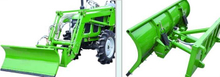 TZ Snow Blade For Front End Loader