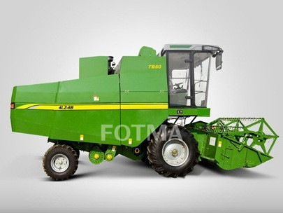 4LZ-6B Wheat Combine Harvester