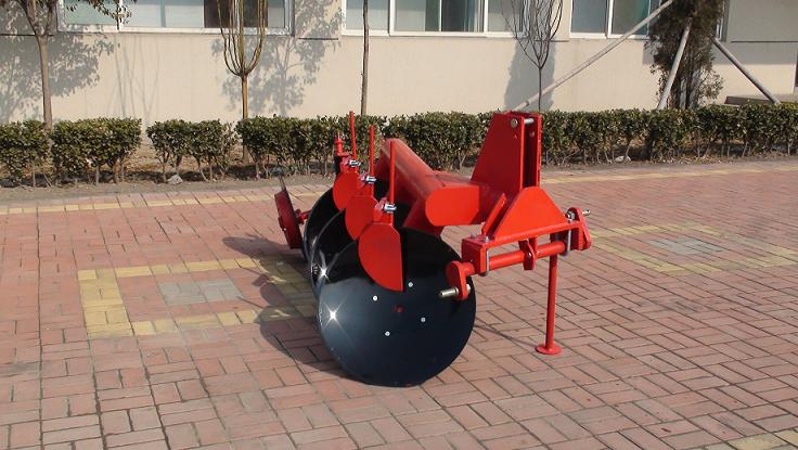 1LYX Disc Plough