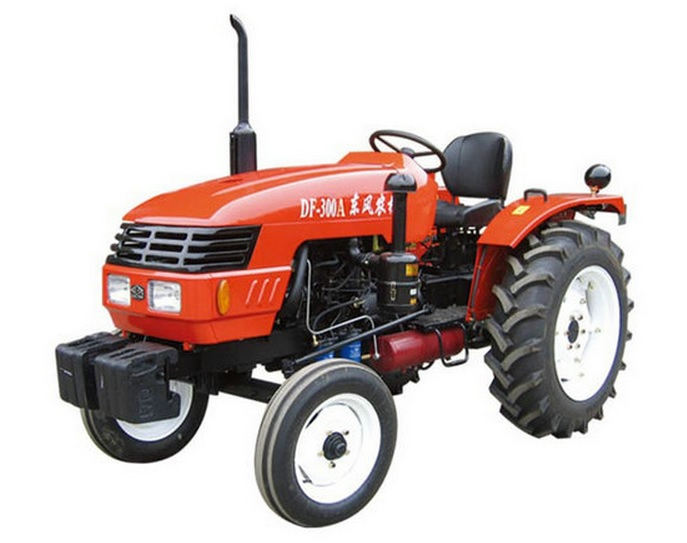 DF400 Tractor
