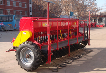 2BFY-28Fertilizing Seeder