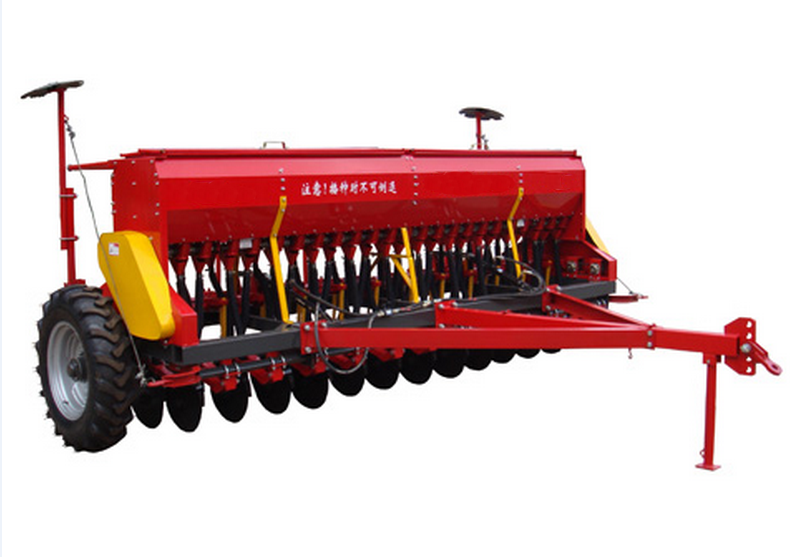 2BFY-24 Fertilizing Seeder